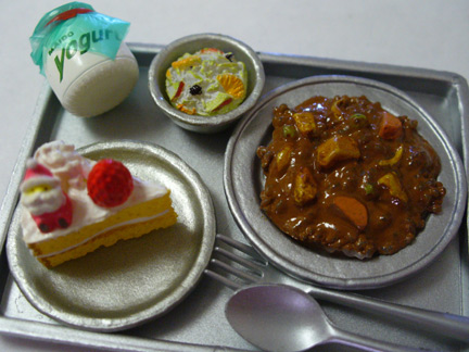Japanese-school-lunch-curry